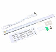 YouOKLight 1pcs 3W DC5V 1A 30CM Warm White/Cold White Dimmable  Led Bar Light USB Touch Sensor LED Strip Light Cabinet Wardrobe Cupboard Lamp