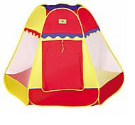 Ролевые игры Играть в палатки и туннели Игрушки Круглый Лошадь Новинки Мальчики Девочки Куски