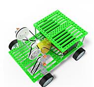 Недорогие -Игрушки Для мальчиков Развивающие игрушки Дисплей Модель Обучающая игрушка Автомобиль Зеленый
