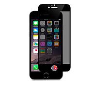 Недорогие -zxd 2.5d 9h полный экран конфиденциальности анти-шпиона закаленное стекло для Apple IPhone 7 протектора экрана защитной пленки