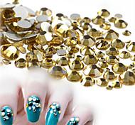 500-600pcs/bag Nail Art Decoration Rhinestone Pearls Makeup Cosmetic Nail Art Design