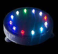 Aquarium Aquarium Decoration Multicolored Energy Saving Non-toxic & Tasteless LED Lamp 220V