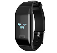 H3D Smart Bracelet Activity TrackerLong Standby Pedometers Heart Rate Monitor Alarm Clock Distance Tracking Sleep Tracker Timer