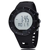 Men's Sport Watch Dress Watch Fashion Watch Wrist watch Digital Watch Digital LED Silicone Band Charm Casual Luxury Multi-Colored