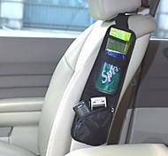 Недорогие -водонепроницаемой ткани автомобиль авто автомобиль сиденье сторона задний карман для хранения заднее сиденье висит мешки для хранения