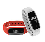 cheap -Electronic Waterproof Bluetooth Movement Sleep Step Meter Smart Bracelet