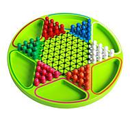 Недорогие -Настольная игра Игры и пазлы Круглый ABS Пластик