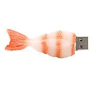 Недорогие -32gb креветки резины 2.0 Flash диск