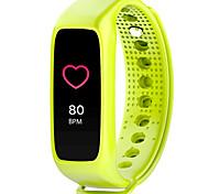 baratos -yyl30t pulseira inteligente / tela de toque inteligente relógio / cor monitor de freqüência cardíaca inteligente banda smartband pedômetro