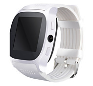 cheap -Smart Watch T8 Clock With Sim Card Slot 2.0 MP Camera Push Message Bluetooth Connectivity Android Phone Smartwatch T8