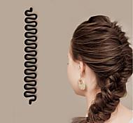 Только для сухих волос Защита от электризации волос черный увядает Нормальная