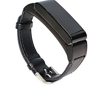 Недорогие -Умный браслет Сенсорный экран Пульсомер Защита от влаги Израсходовано калорий Педометры Регистрация дистанции Длительное время ожидания