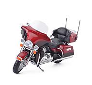 Недорогие -Игрушечные машинки Игрушечные мотоциклы Мотоспорт Игрушки моделирование Мотоспорт Металлический сплав Металл Куски Универсальные Подарок