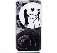 For Samsung Galaxy J7 J3 Dancing Pattern Relief Luminous TPU Material Phone Case Galaxy J7 J5 J3 J1 (2016) G530 G360 i9060