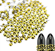 cheap -1 bag Rhinestones Nail Jewelry Glitter & Poudre Other Decorations Glitters Fashion Lovely Shimmering Wedding High Quality Daily