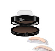 cheap -Eyebrow Eye Powder Dry Natural Waterproof