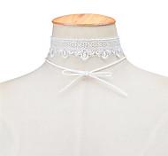ожерелье не камень колье ожерелья ювелирных изделия партии особого случай ежедневно случайного бант Euramerican моды подарок 1шта