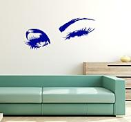 Животные Праздник Отдых Наклейки Простые наклейки Декоративные наклейки на стены,Бумага материал Украшение дома Наклейка на стену
