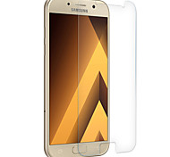 para PC Samsung Galaxy a7 (2017) vidrio templado frontal protector de pantalla 9h dureza 1