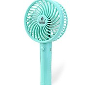 USB Charging Charging Electric Fans Mini Hand-Held Fan Lithium-Ion Batteries Silent 5 v 3 Fan