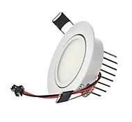 6W 2G11 LED даунлайт Утапливаемое крепление 1 COB 540 lm Тёплый белый Холодный белый К Диммируемая Декоративная AC 220-240 AC 110-130 V