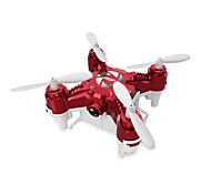 RC Drone 124C 4CH 6 Axis 2.4G With 2.0MP HD Camera RC Quadcopter LED Lighting One Key To Auto-Return Auto-Takeoff Headless Mode