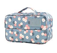 cheap -Travel Luggage Organizer / Packing Organizer Portable Travel Storage Multi-function for Clothes Bras Socks Nylon / Travel