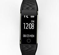 Herren Damen Sportuhr Smart Uhr Modeuhr Armbanduhr digital Touchscreen Wasserdicht Herzschlagmonitor Tachymeter GPS-Uhr Schrittzähler PU