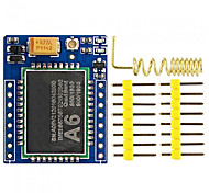 baratos -Gprs a6 mini serial gprs gsm module core developemnt board