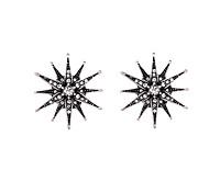 Недорогие -Жен. Звезда Кристалл Серьги-кольца - На заказ Euramerican Звезда Назначение Празднование новоселья Спасибо Бизнес