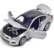 Недорогие -Машинки с инерционным механизмом Гоночная машинка Игрушки Игрушки Металл Куски Не указано Подарок