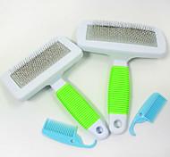Gatto Cane Toelettatura Assistenza sanitaria Pulizia Pennello Kit per toletta Elastici Pennelli Fermagli e Rifinitori Set da bagno