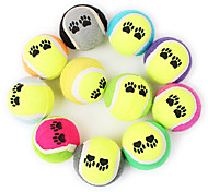 Dog Toy Pet Toys Ball Chew Toy Tennis Ball Sponge