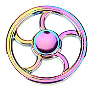 Fidget Spinner Hand Spinner Toys Ring Spinner Metal EDCOffice Desk Toys Relieves ADD, ADHD, Anxiety, Autism for Killing Time Focus Toy