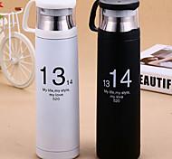 1pc deportes drinkware 400 ml calor retención novio regalo novia regalo jugo agua taza taza de vacío