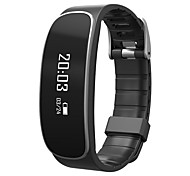 cheap -Smart Bracelet iOS Android Timer Touch Screen Heart Rate Monitor Water Resistant / Water Proof Calories Burned Pedometers Health Care