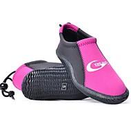 Недорогие -Обувь для плавания Универсальные Быстровысыхающий Износостойкий Неопрен Полиуретан Дайвинг