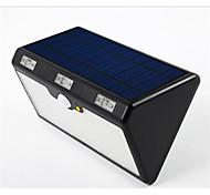 Недорогие -Солнечные огни 60led четыре в одном датчике тела уличные фонари наружные водонепроницаемые солнечные огни с 9600mah
