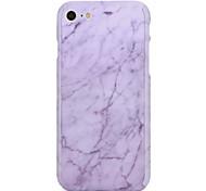 Per la mela iphone7 7 più copertina case imd completo corpo marmo pc duro 6s più 6 più 6s 6 5s 5