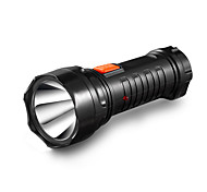 YAGE-3738 Led 1PCS Flashlight Rechargable Torch Built-in Battery Light 2-Mode Lanterna Linterna Lampe Torche Battery Inside