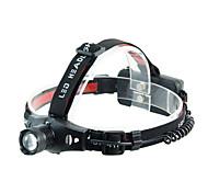 Налобные фонари LED Фокусировка Компактный размер Очень легкие Велосипедный спорт Рыбалка На открытом воздухе