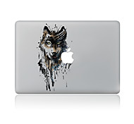 cheap -1 pc Skin Sticker for Scratch Proof Animal Pattern PVC MacBook Pro 15'' with Retina MacBook Pro 15'' MacBook Pro 13'' with Retina MacBook