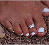 Mujer Joyería Corporal Zapato de anilla Cosecha Legierung Joyas Para Casual 1 pieza