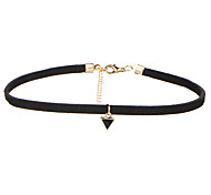 cheap -Women's Choker Necklace - Dangling Style Basic Multi-ways Wear Geometric Necklace For Wedding Anniversary Birthday Thank You Business