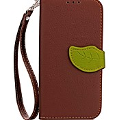 For Samsung A3(2017) A5(2017) Wallet with Stand Flip Case Full Body Case Solid Color Hard PU Leather for Samsung A7(2016) A5(2016) A3(2016) A9 A8 A5