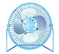 Вентилятор мини-usb 6-дюймовый вентилятор из кованого железа немой мягкий ветер вентилятор студентов 5 v