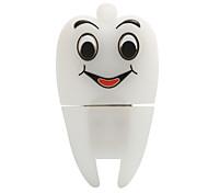 Горячие новые мультфильм смайлик Sace зубы usb2.0 16gb флэш-диск u диск памяти