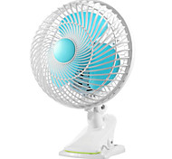 7-Inch Multi-Purpose Desk Small Fan Mute Shaking His Head Student Dormitory Fan Small Fan Fan Fan Clip Fan Shaking His Head Fan