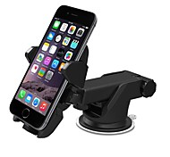 cheap -ZIQIAO Car Mount Bracket Holder Stand 360 Degrees Rotation Universal Cars Windshield Long Arm Smartphone Cars Holder