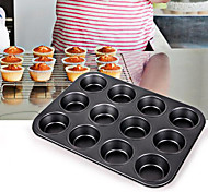 Bakeware Sets Cake Cupcake For Cake Iron(nickel plated)